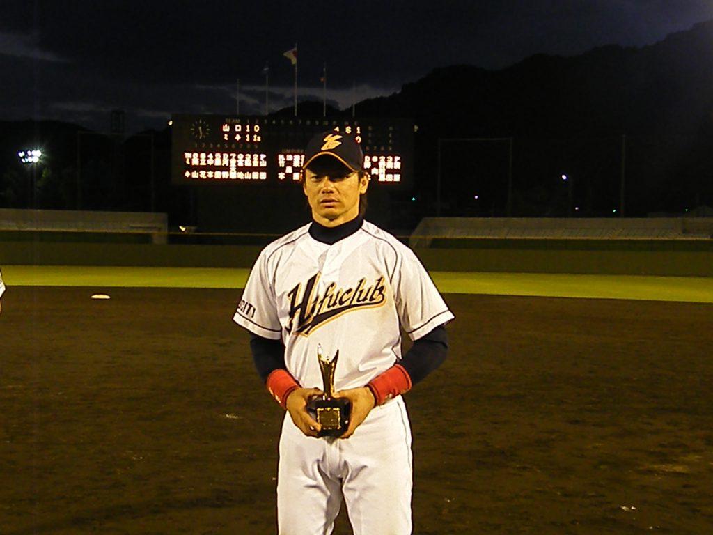 首位打者賞 24 松本浩一郎
