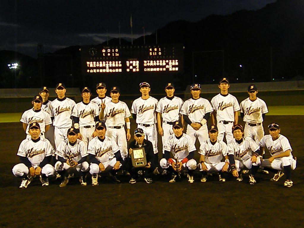 第32回JABAびわこ杯争奪社会人クラブ野球大会、準優勝