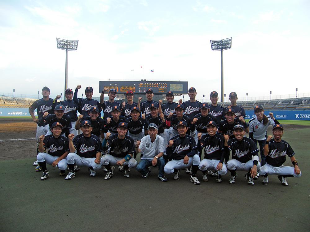 全日本クラブ野球選手権大会へ出場決定!