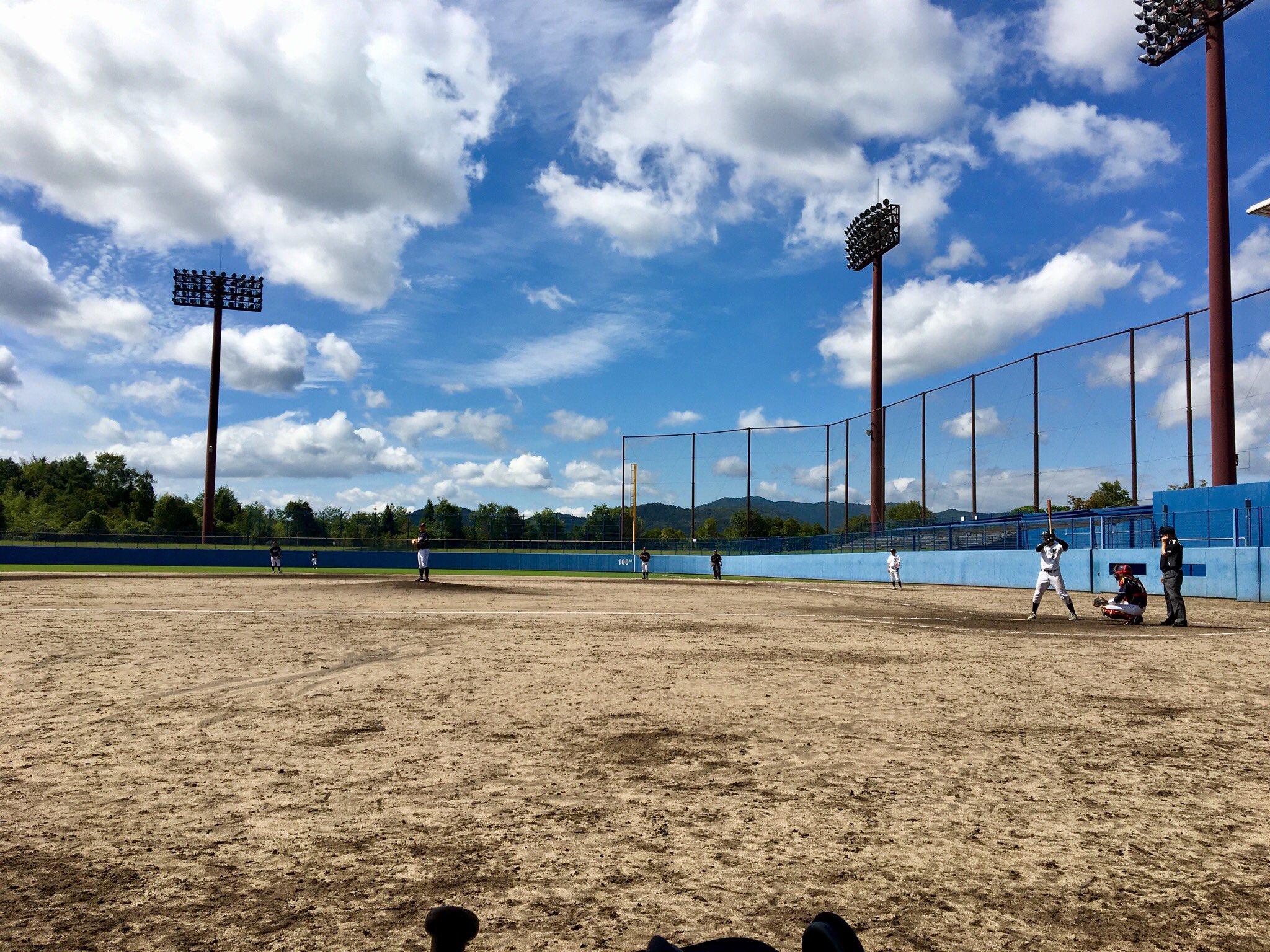 JABA中・四国クラブ野球選手権大会の様子