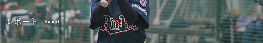 中学硬式野球チーム「山口防府ボーイズ」1期生 募集中