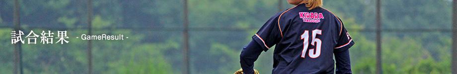 第10回子規記念杯西日本女子硬式野球選手権大会 : 敗者戦